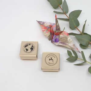 BK Stamps – Analogue Refill / Imagination Will Take You Everywhere
