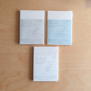 MD Notebooks S – A6 (grid, Blank, Lines)