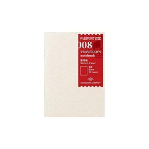 TN Passport Refill 008 – Sketch Paper