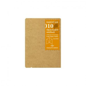 TN Passport Refill 010 – KRAFT Folder