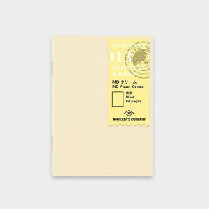 TN Passport Refill 013 – MD Cream Paper