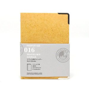 TN Passport Refill 016 – Binder