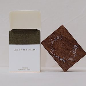 JieYanow Atelier – Lily Of The Valley Stamp