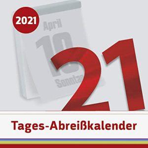 Brunnen Desk Calendar 2021