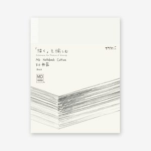 Midori MD Notebook Cotton F Sizes