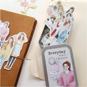 Journal Pages X Windry Ramadhina Everyday Stickers