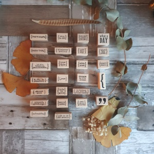 Little Word Stamps – CatsLife Press