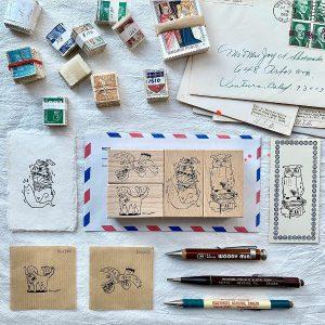 LibertyHK Mail 'Bird Postman'