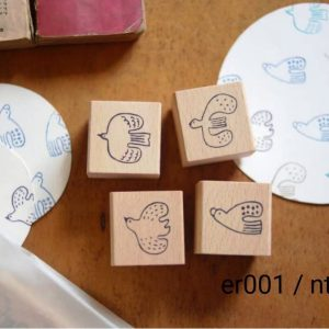 EVAKAKU Birdstamps – 2 Sizes