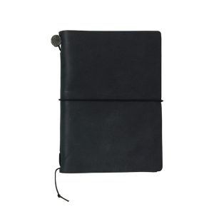 Traveler`s Notebook Passport Size BLACK