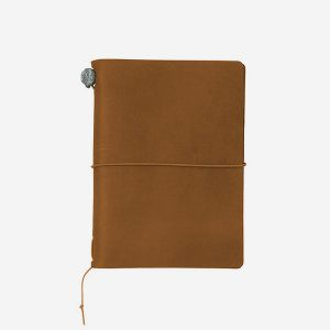 Traveler`s Notebook Passport Size CAMEL