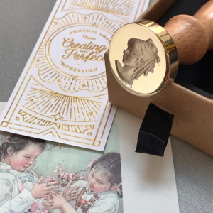 Stamptitude 3D Wax Seal CAMEO