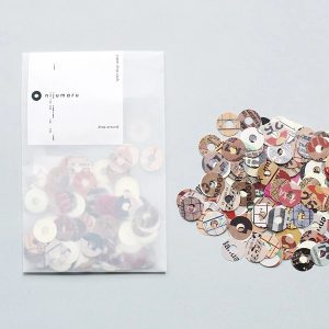 Classiky – Maru & Nijumaru Circles And Donut Stickers