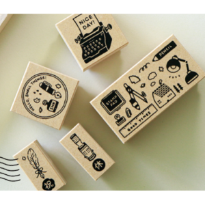 Eric Smallthings Stamps – Happy Stationery Day