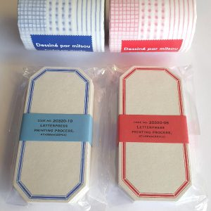 CLASSIKY – Letterpress Labels NEW
