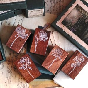 Garden Of Inspiration – JieYanow Atelier Stamps & Papers