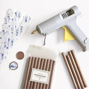 Stamptitude Glue Gun Sealing Kit