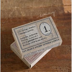 LCN Gummed Label Boxes
