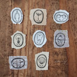 LCN Design – Life Pieces Metal Stamps