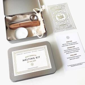 Stamptitude Wax Melting Kit