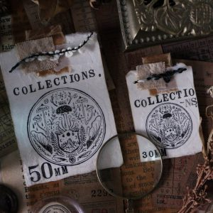 LCN Metal Stamps – Collections