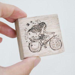 Blackmilk Project Stamp – Mia