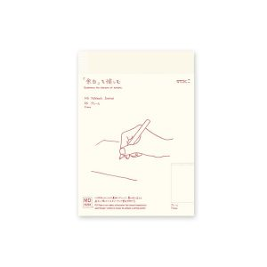 MD Notebooks – A5 (Dot Grid, Frame)