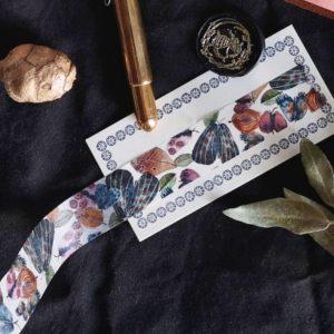 Cafe Analog X Petra Brcič – Moths Washitape