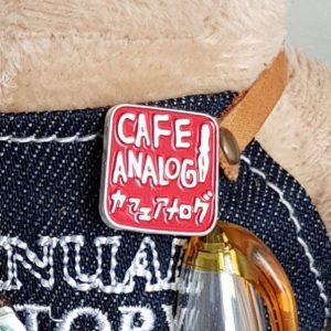CAFE ANALOG PIN