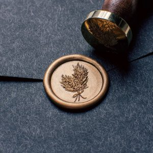 Stamptitude Wax Seal Pine Needle