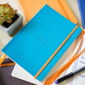 Rhodia Goalbook Softcover (5 Colours)