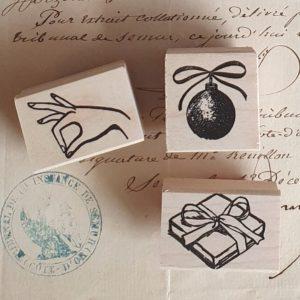 Stampset Santa's Workshop