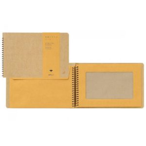 TRC Spiral Ring Notebook B6 – Window Enveloppe