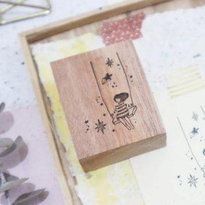 Blackmilk Project Stamp – STARRY SWING