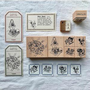Liberty HK – Stationeryholics Stampset