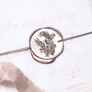 Stamptitude Wax Seal Carnation