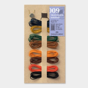 009. Repair Kit (8 Colors) TRAVELER'S Notebook