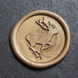 Stamptitude Wax Seal Reindeer