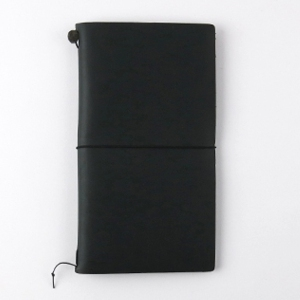 TRAVELER'S Notebook – BLACK
