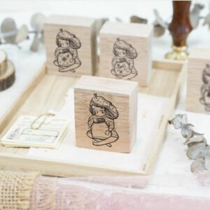 Blackmilk Project Stamp – Jars