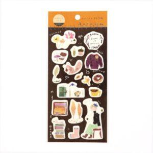 Miki Tamura – Autumn Stickers