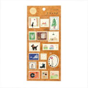Miki Tamura – Stamp Stickers