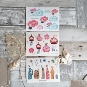 BlackMilk Project Pet Stickers – Pink