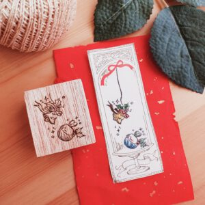 "Seasonal Series ""Jinge Bells""- Limited By Elsiewithlove"