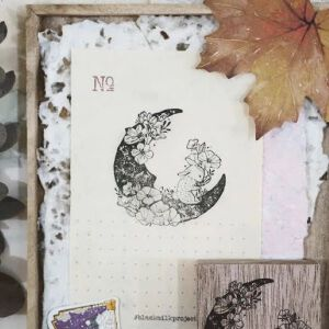 Blackmilk Project Stamp – Moon Rabbit