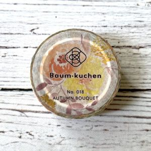 BK Tape No.018 / Autumn Bouquet