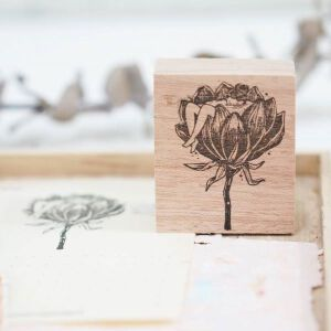 Blackmilk Project Stamp – Floral Tub