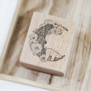 Blackmilk Project Stamp – Moon Bear