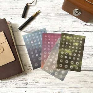 "Baum-kuchen Planner Sticker ""Resonate"""