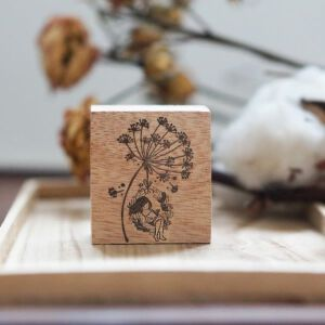 Blackmilk Project Stamp – Dandelion Swing